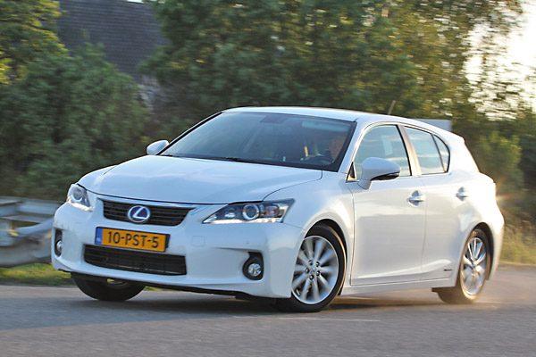 Lexus Ct200h Hybrid Business Line 2011 Autotest