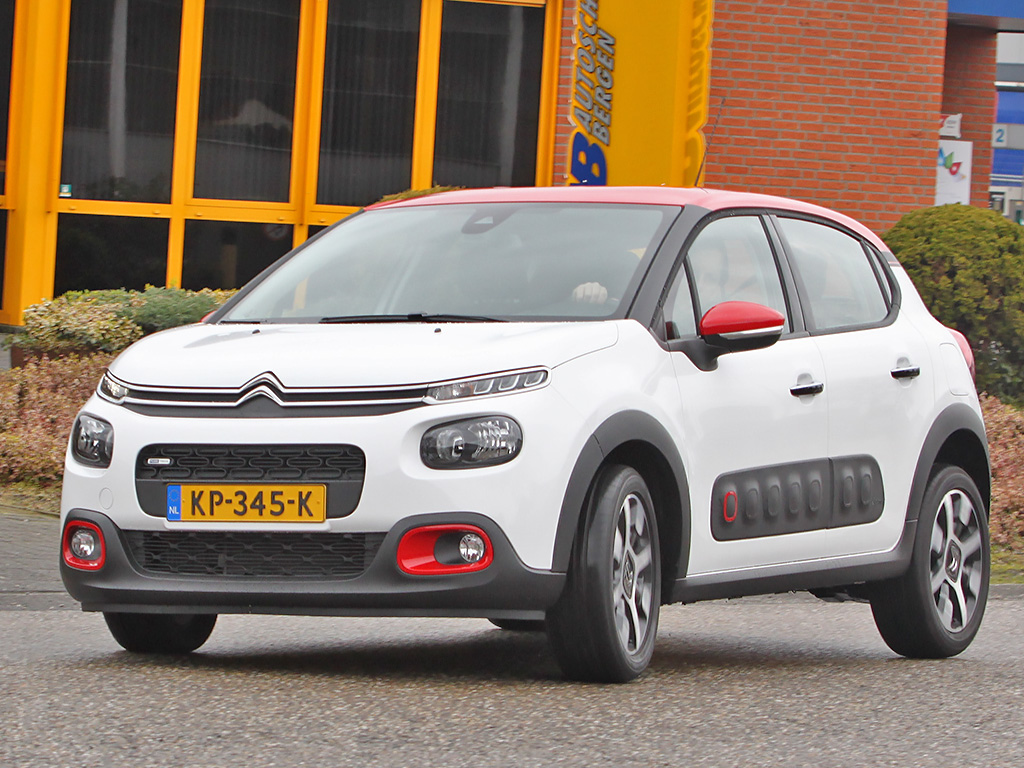 citroen c3 shine puretech 110 s s 2017 autotest autotests autotesten en rij impressies. Black Bedroom Furniture Sets. Home Design Ideas
