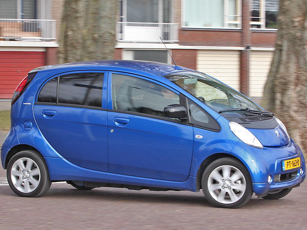 Peugeot iOn Active MMC 2018 – autotest