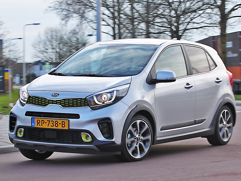 kia picanto x line 1 0 t gdi 2018 autotests autotesten en rij impressies. Black Bedroom Furniture Sets. Home Design Ideas