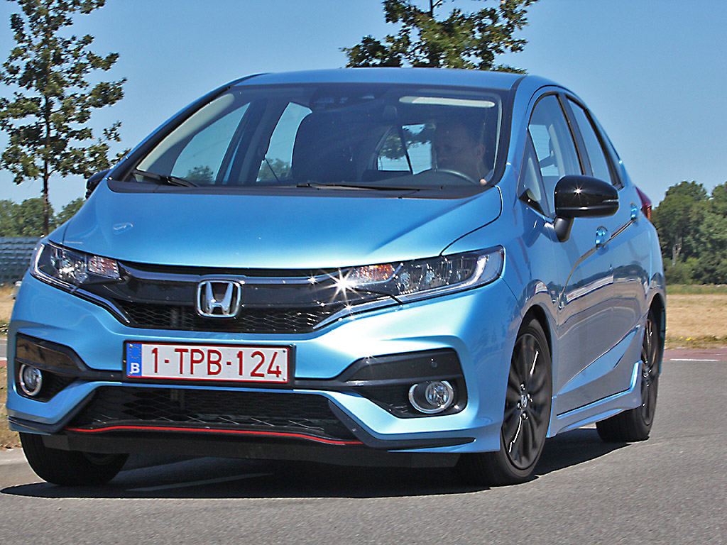 Honda Jazz Dynamic 1.5 i-VTEC 2018 – autotest