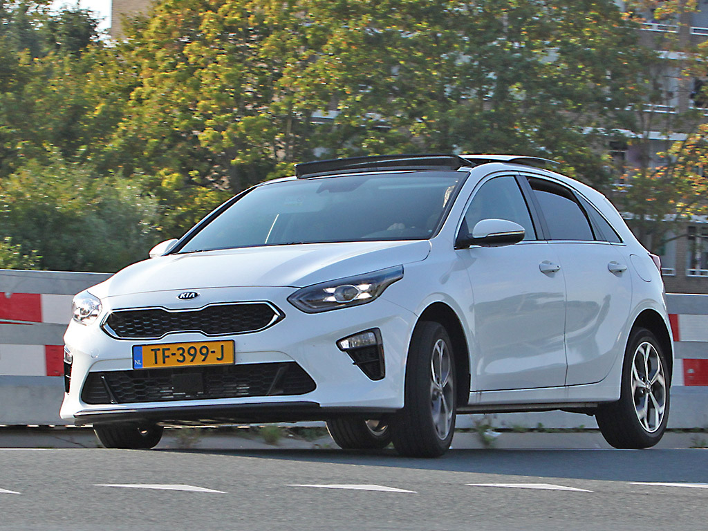 Kia Ceed Executive Line 1.4 T-GDi 2018 – autotest