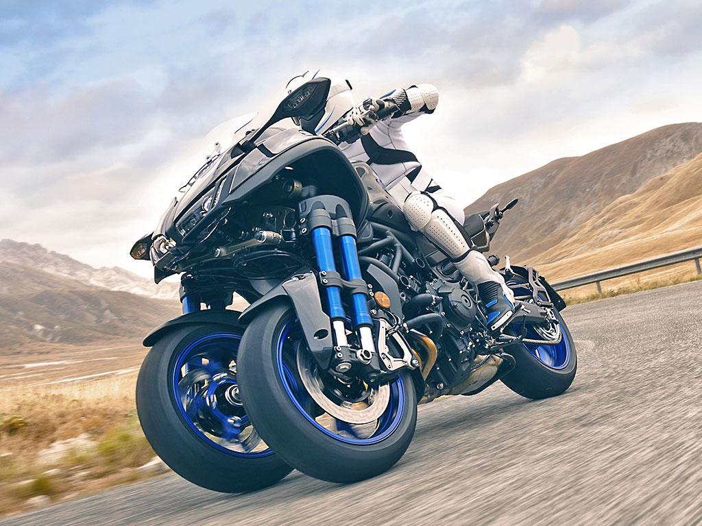 Yamaha Niken 2018 – autotest