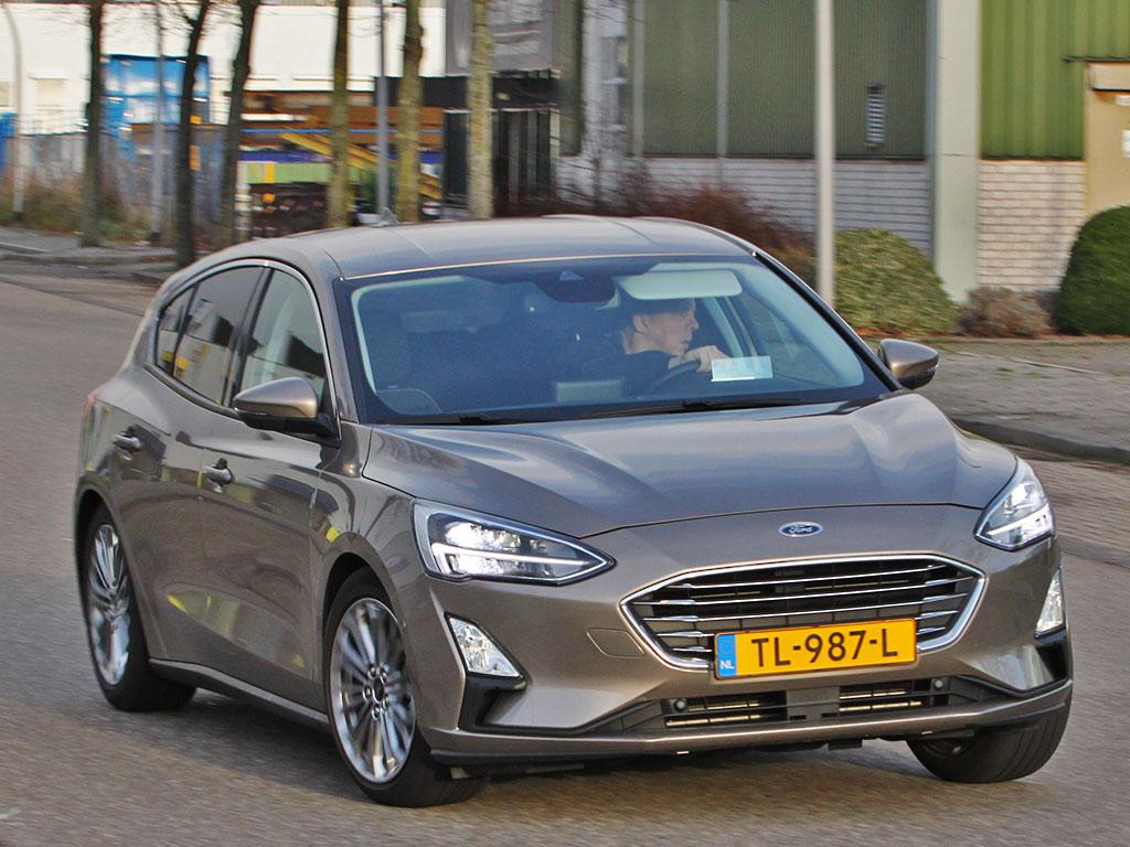 Ford Focus Titanium Business 1 0 Ecoboost 2019 Autotest