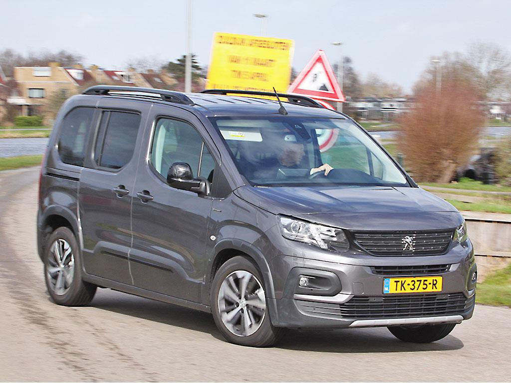 Autotest Peugeot Rifter Standard Gt-Line 1.5 BlueHDi 130 S&S