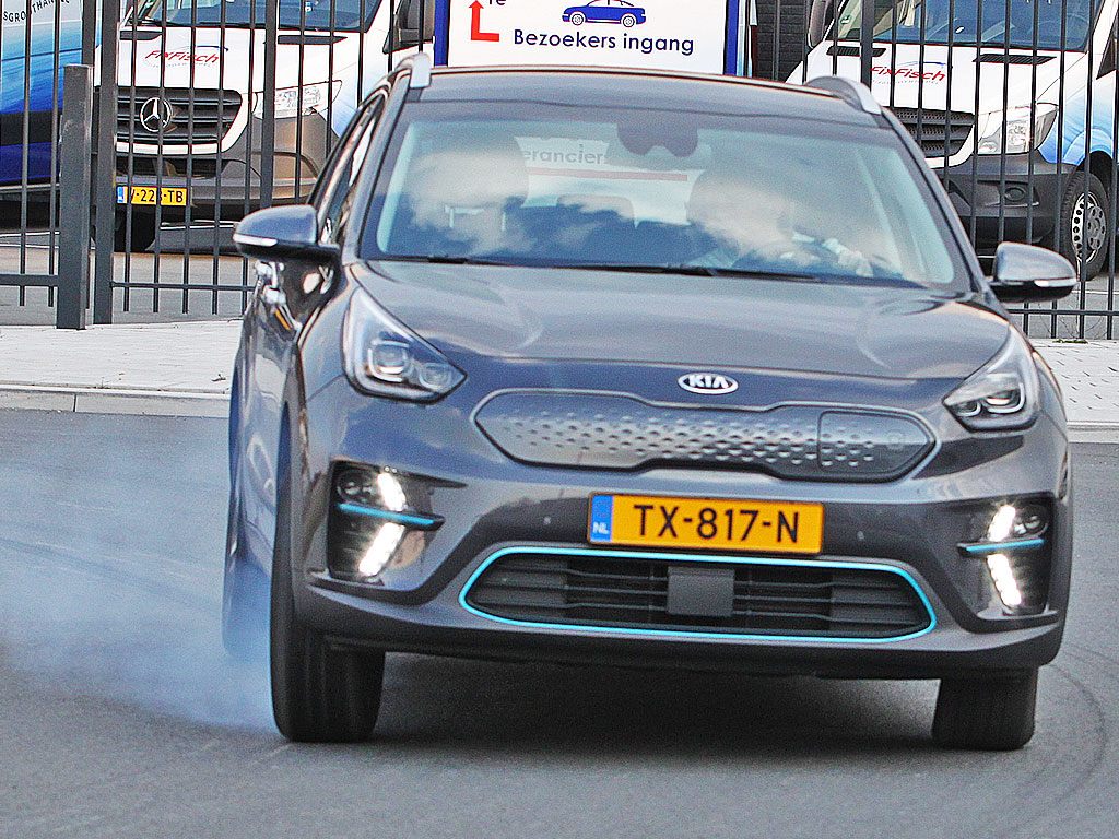 Autotest Kia E-Niro Executive Line