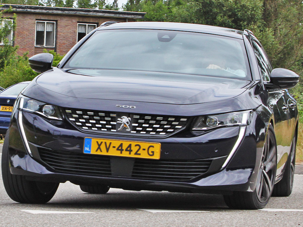 Autotest Peugeot 508 Sw First Edition BlueHDi 180 S&S EAT8